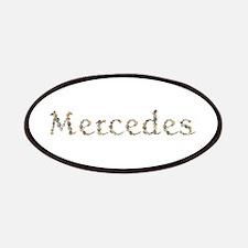 Mercedes Seashells Patch