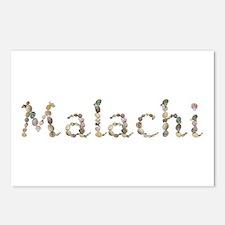 Malachi Seashells Postcards 8 Pack