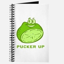 Pucker Up! Lime Journal