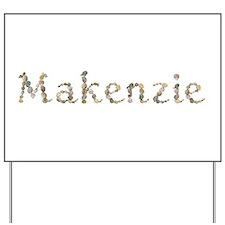 Makenzie Seashells Yard Sign