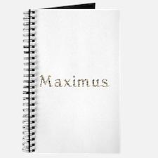 Maximus Seashells Journal
