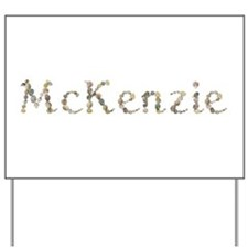 Mckenzie Seashells Yard Sign