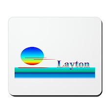 Layton Mousepad