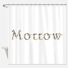 Morrow Seashells Shower Curtain