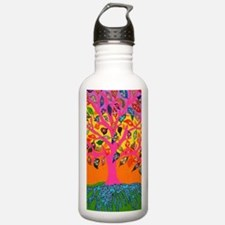 The Root of Knowledge Water Bottle