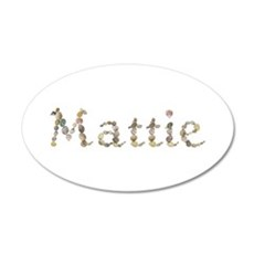 Mattie Seashells Wall Decal