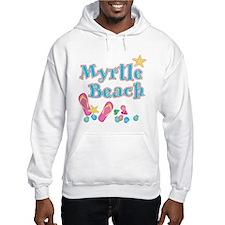 Myrtle Beach Flip Flops - Hoodie
