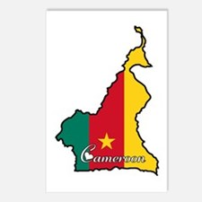 Cool Cameroon Postcards (Package of 8)