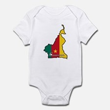 Cool Cameroon Infant Bodysuit