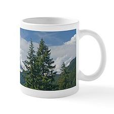 Mt Rainier Cloud Capped Mug