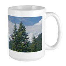 Mt Rainier Cloud Capped Mug