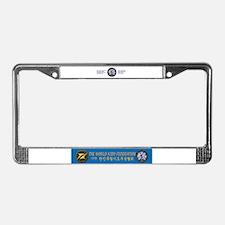 Cute In sun seo License Plate Frame