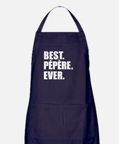 Best. Pepere. Ever. Apron (dark)