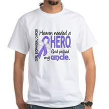 Esophageal Cancer HeavenNeededHero1 Shirt