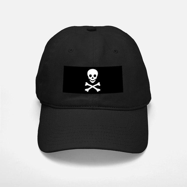 SKULL Baseball Hat