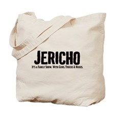 """Jericho """"Family Show..."""" series Tote Bag"""