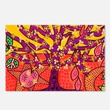Tree Of Life Peace & Sorr Postcards (Package of 8)