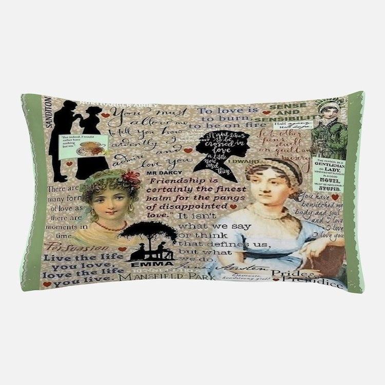 Austen Pillow Case
