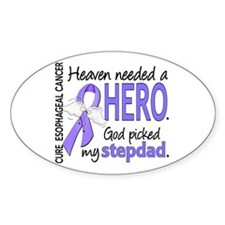 Esophageal Cancer HeavenNeededHero1 Decal