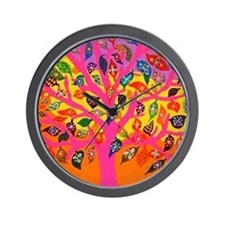 The Root of Knowledge - Tree of Life - Wall Clock