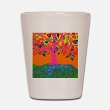 The Root of Knowledge - Tree of Life - Shot Glass