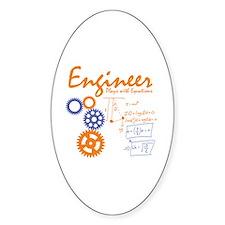 Engineer tshirt Decal