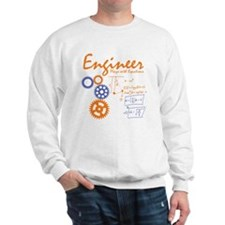 Engineer tshirt Sweatshirt