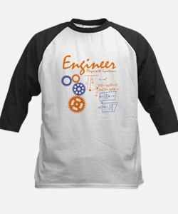 Engineer tshirt Baseball Jersey