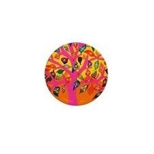 The Root of Knowledge - Tree of Life - Mini Button