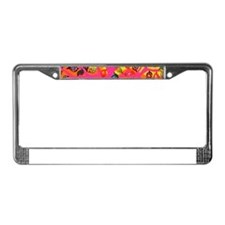 The Root of Knowledge - Tree o License Plate Frame