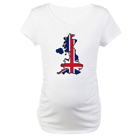 Cool British Maternity T-Shirt