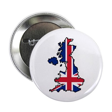 "Cool British 2.25"" Button (10 pack)"