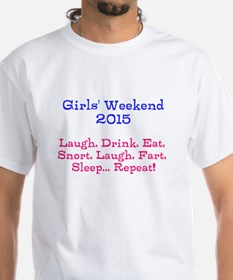 Girls' Weekend 2015 T-Shirt