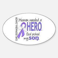 Esophageal Cancer HeavenNeededHero1 Decal