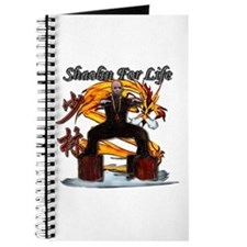 Shaolin Kanji Dragon Monk Journal