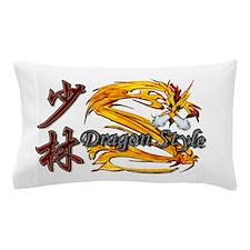 Shaolin Kanji Dragon Style Pillow Case