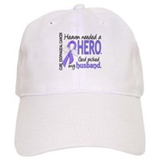 Esophageal Cancer HeavenNeededHero1 Cap