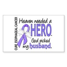 Esophageal Cancer HeavenNeeded Decal