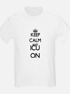 Keep Calm and Icu ON T-Shirt