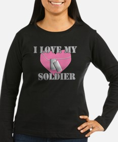 soldier1 Long Sleeve T-Shirt