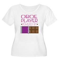 Oboe Player F T-Shirt