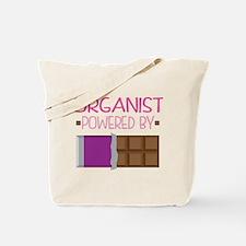 Organist Funny Music Tote Bag