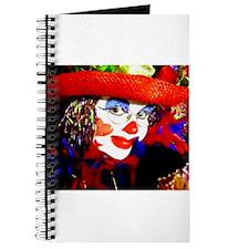 Flirty Clown Journal