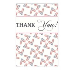 THANK YOU! Postcards (Package of 8)
