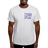 Awareness esophageal Mens Light T-shirts