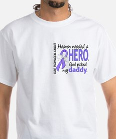 Esophageal Cancer HeavenNeededHero1 Shirt