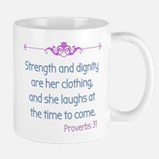 Proverbs 31 woman Mugs