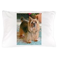 Australian Silky Terrier Pillow Case