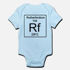 104. Rutherfordium Body Suit