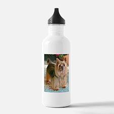 Australian Silky Terri Water Bottle